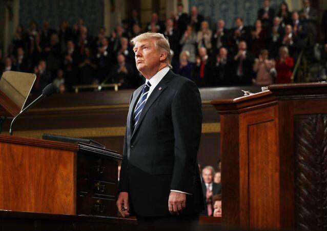ترامب في الكونغرس