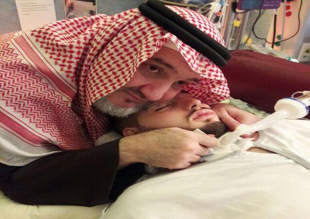 الأمير وليد بن خالد