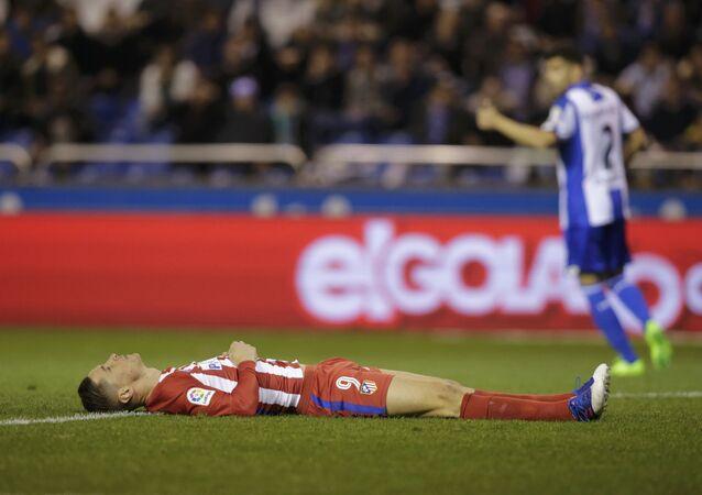 إصابة توريس