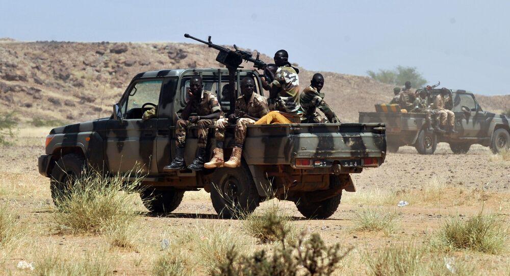 الجيش النيجيري في شمال النيجر