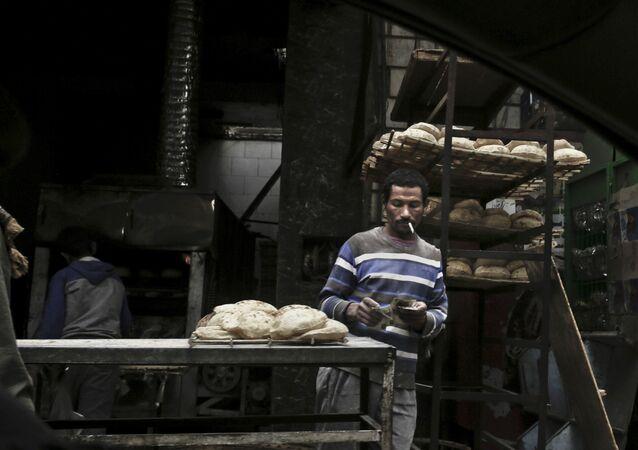 أزمة الخبز في مصر