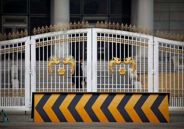 قصر الرئاسة في سيول