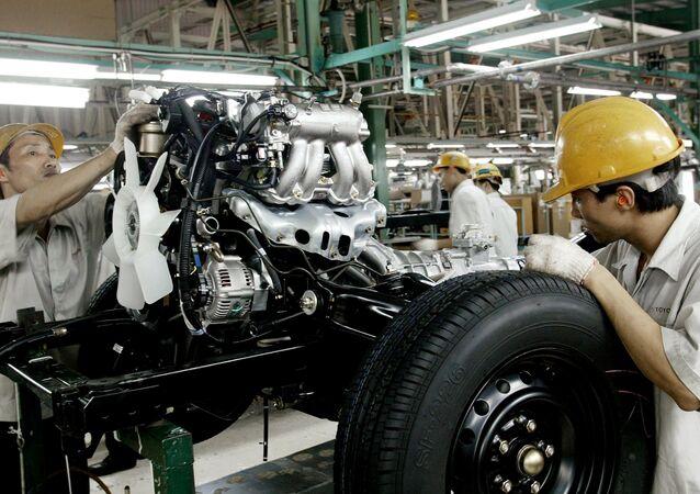 مصنع تويوتا