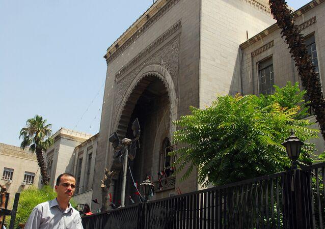 القصر العدلي دمشق