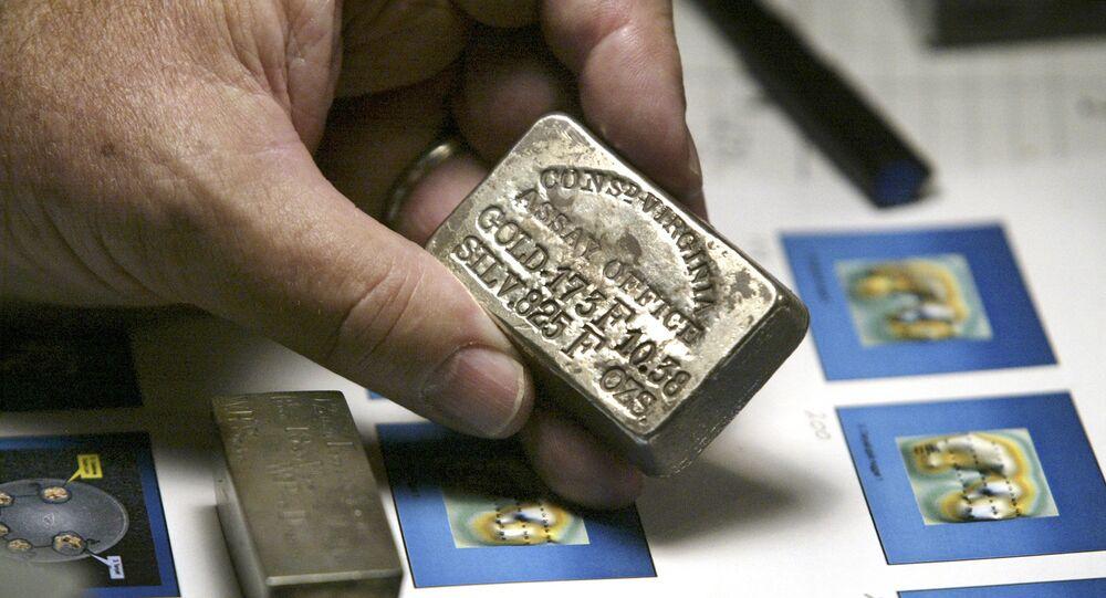 قطع ذهبية أثرية