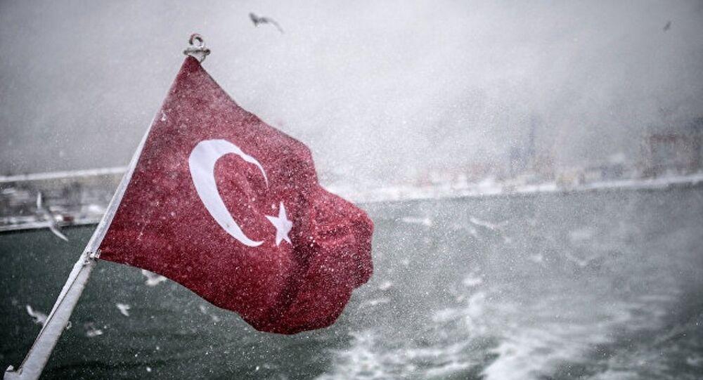 تحطم سفينة تركية عند السواحل الليبية