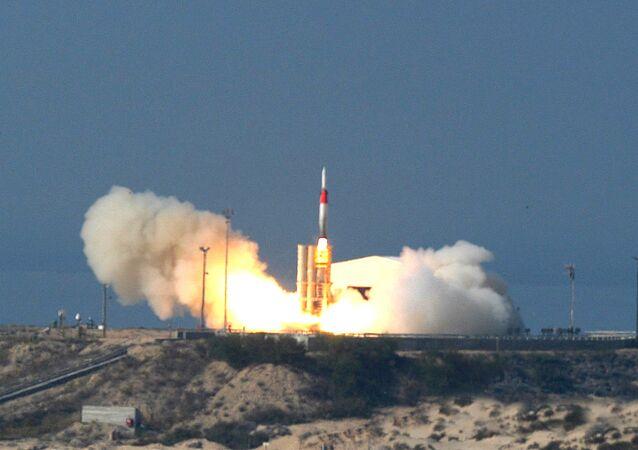 منظومة صواريخ آرو الإسرائيلية