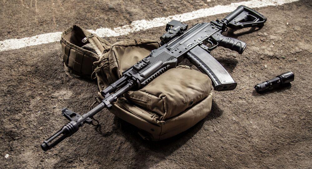 بندقية كلاشنكوف