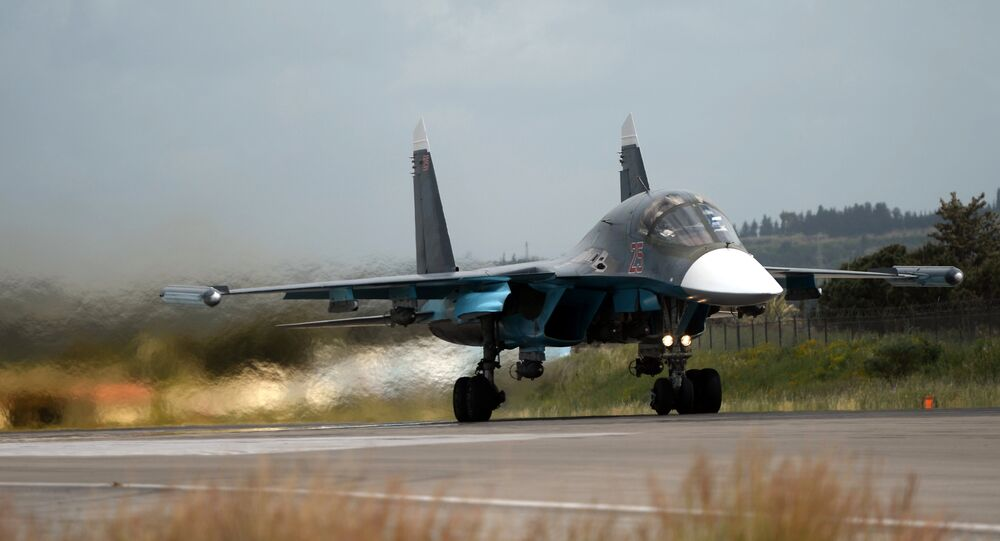 الأسلحة الروسية: المقاتلة سو - 34