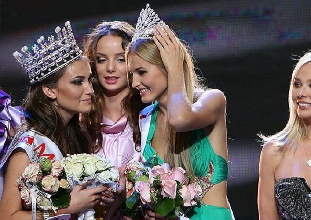Ukraine's most beautiful woman and beauty pageant celebrities