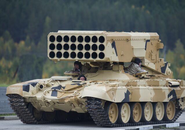 عرض أقوى الأسلحة الروسية