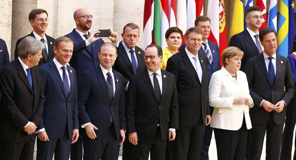 القادة الأوروبيون