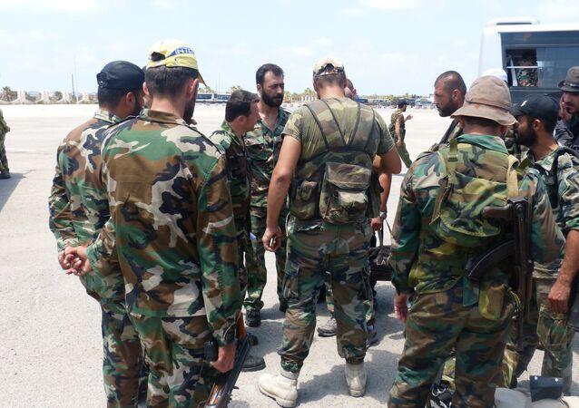 المناطق التي استعادتها القوات السورية في معركة جوبر الأخيرة