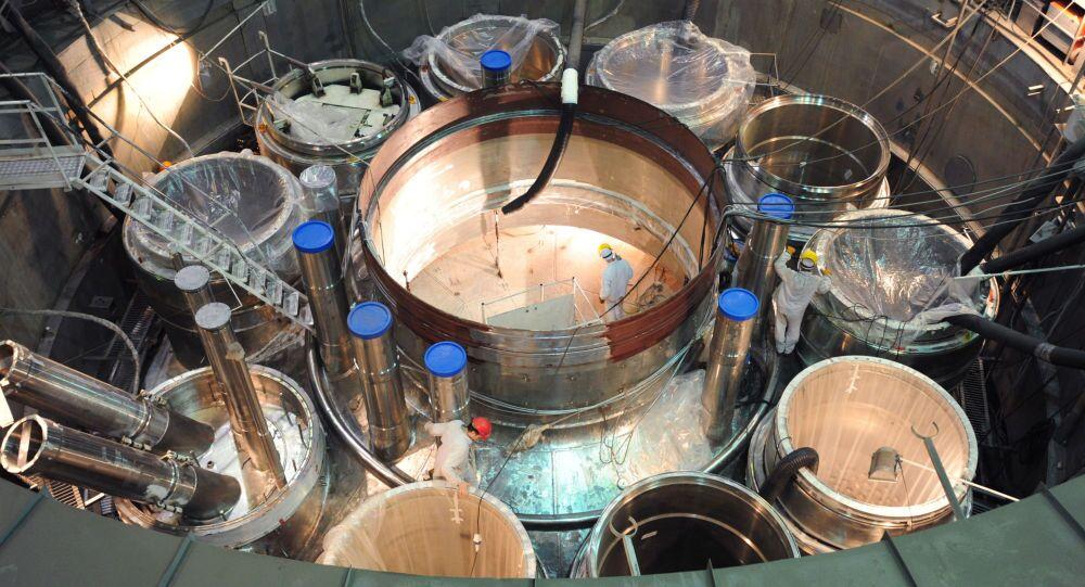 مفاعل نووي حراري