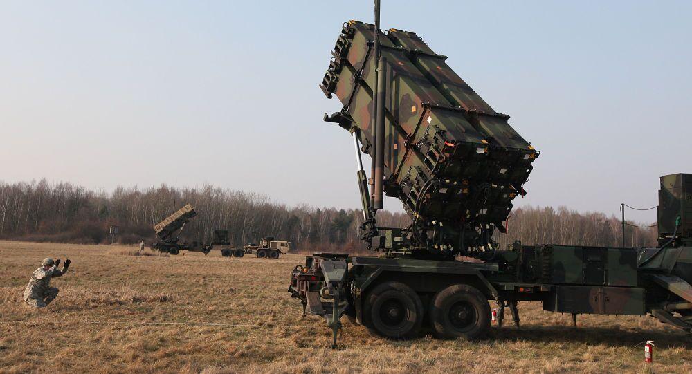 الدرع الصاروخية