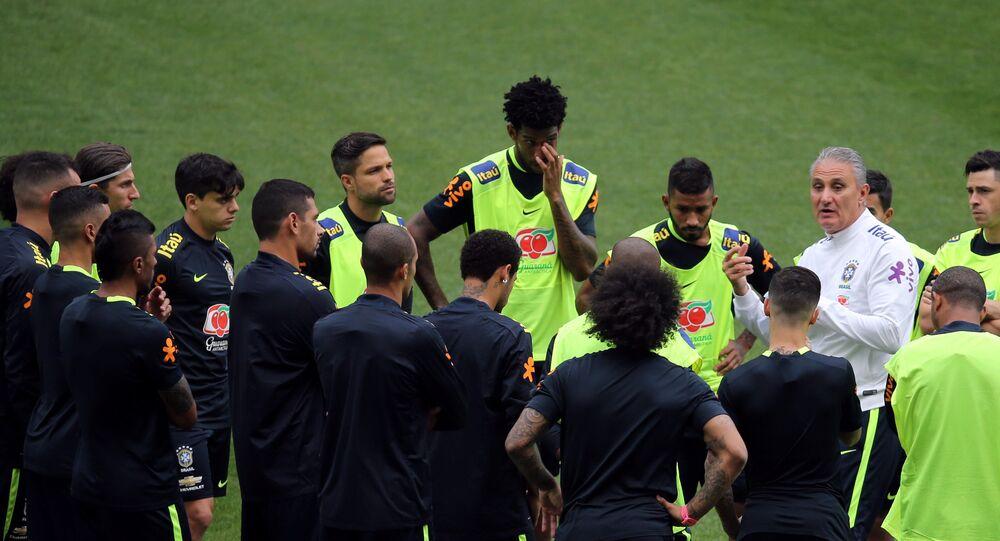 المنتخب البرازيلي