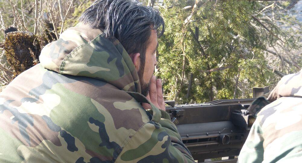 الجيش السوري يلقن المسلحين درساً قاسياً خلال استعادة كوكب