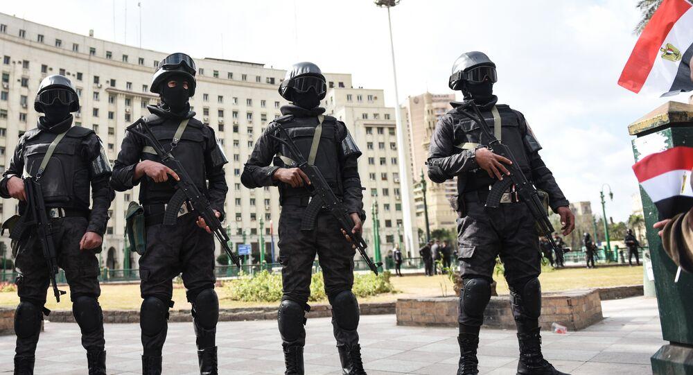 القوات الخاصة المصرية