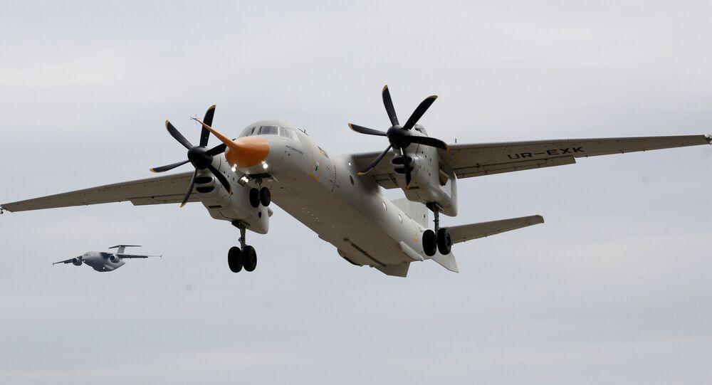 انتونوف AN-132D