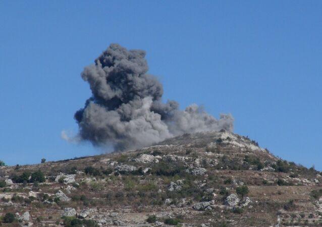 الضربات النارية تحصد أهدافها بنجاح في ريف حماه