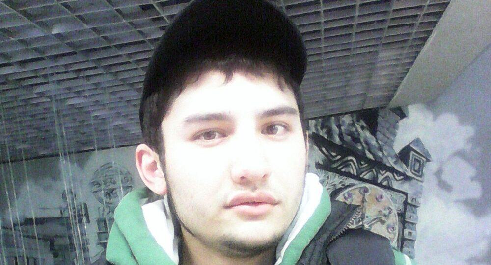Предполагаемый исполнитель теракта в Санкт-Петербурге Акбаржон Джалилов