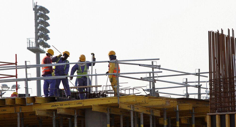 عمال (صورة أرشيفية)