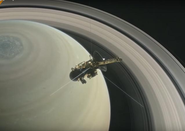 ناسا تعلن عن انتهاء رحلة كاسيني في الفضاء