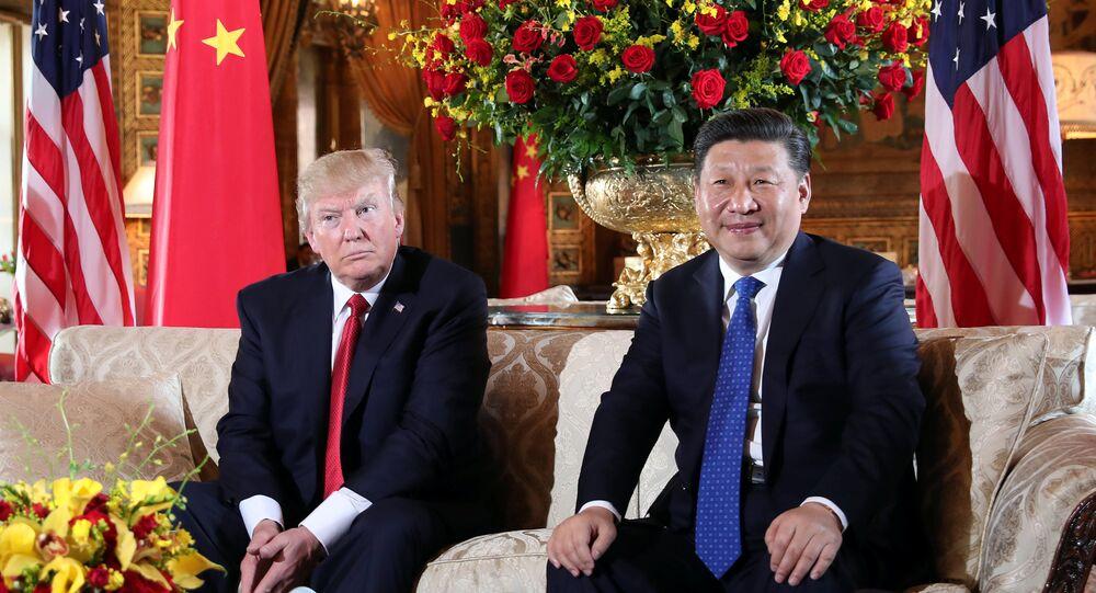 الرئيسان الصيني و الأمريكي