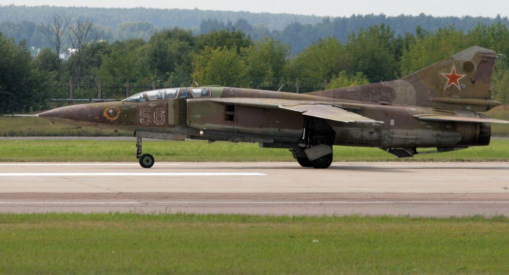 المقاتلة ميغ-23