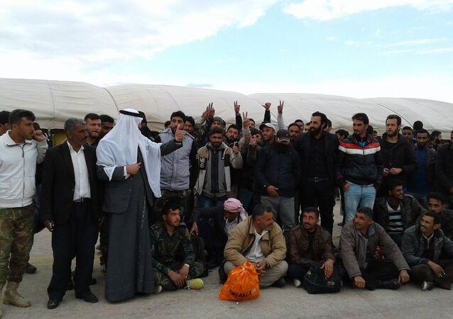 الحشد الشعبي في سوريا