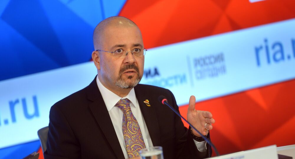 سفير الجمهورية العراقية لدى روسيا، حيدر منصور هادي العذاري