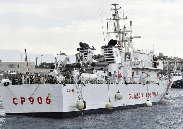 سفينة  (صورة أرشيفية)