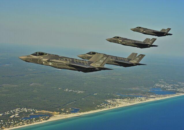مقاتلات إف-35أ