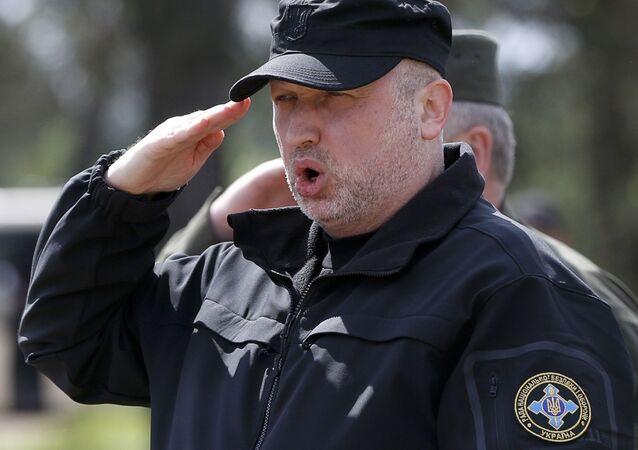 تورتشينوف، أمين مجلس الأمن الأوكراني