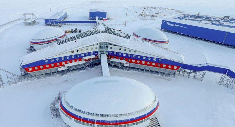 وزارة الدفاع الروسية تطلق مشروع جولة افتراضية في قاعدة عسكرية في القطب الشمالي