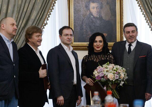 الجانبان السوري و الروسي المنتجان لفيلم تدمر