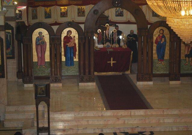 التهجير يطال المسيحين السوريين نتيجة الأعمال الإرهابية