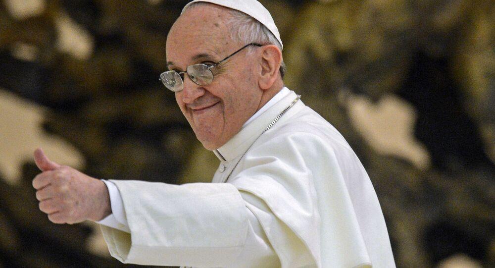 بابا الفاتيكان فرانسيس