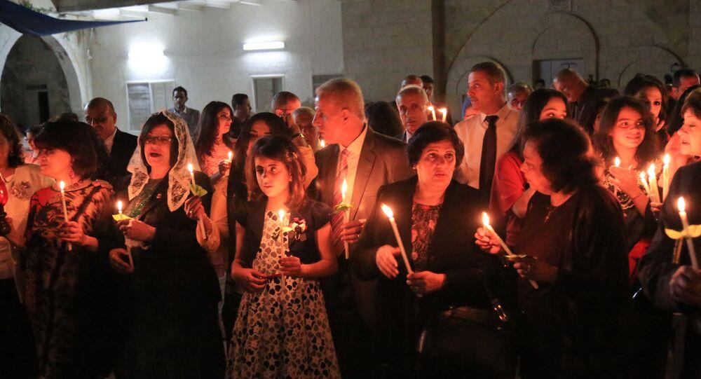 سبت النور -غزة