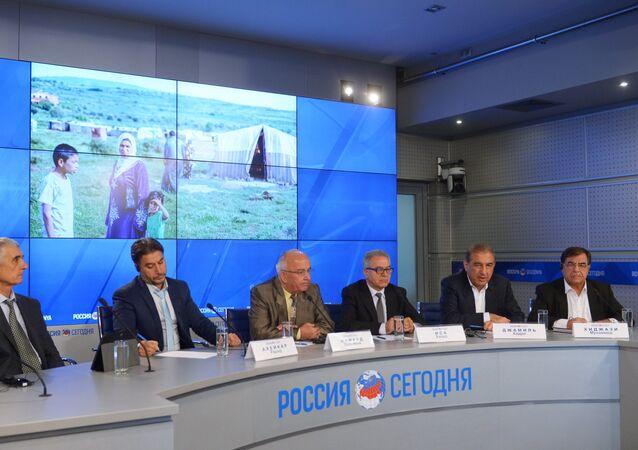 منصة موسكو للمعارضة السورية