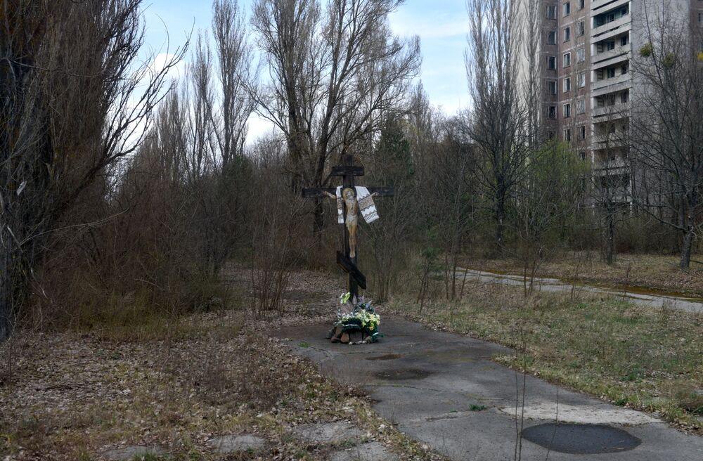 المنطقة المهجورة - تشيرنوبيل