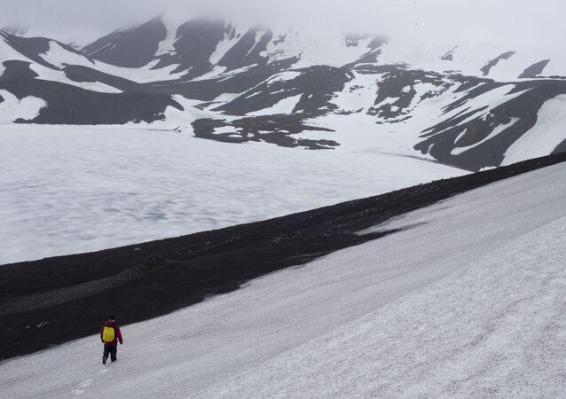 قارة القطب الجنوبي أنتاركتيكا