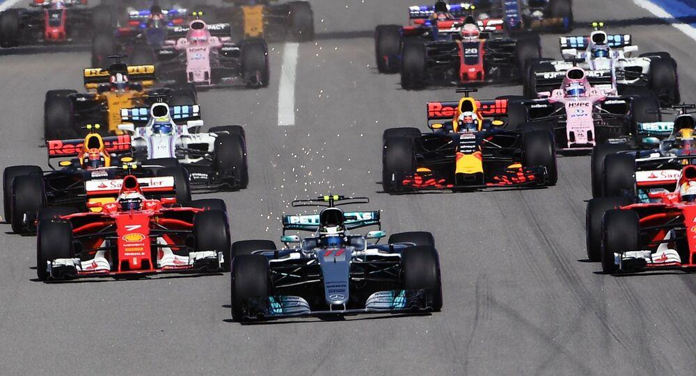 الجائزة الكبرى لـ فورمولا-1 في سوتشي