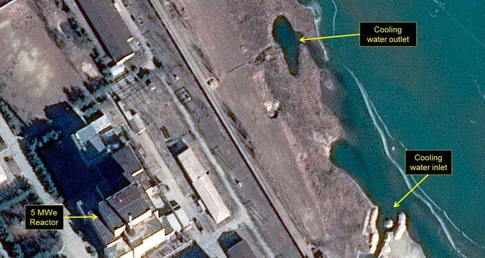 مفاعل نووي في كوريا الشمالية