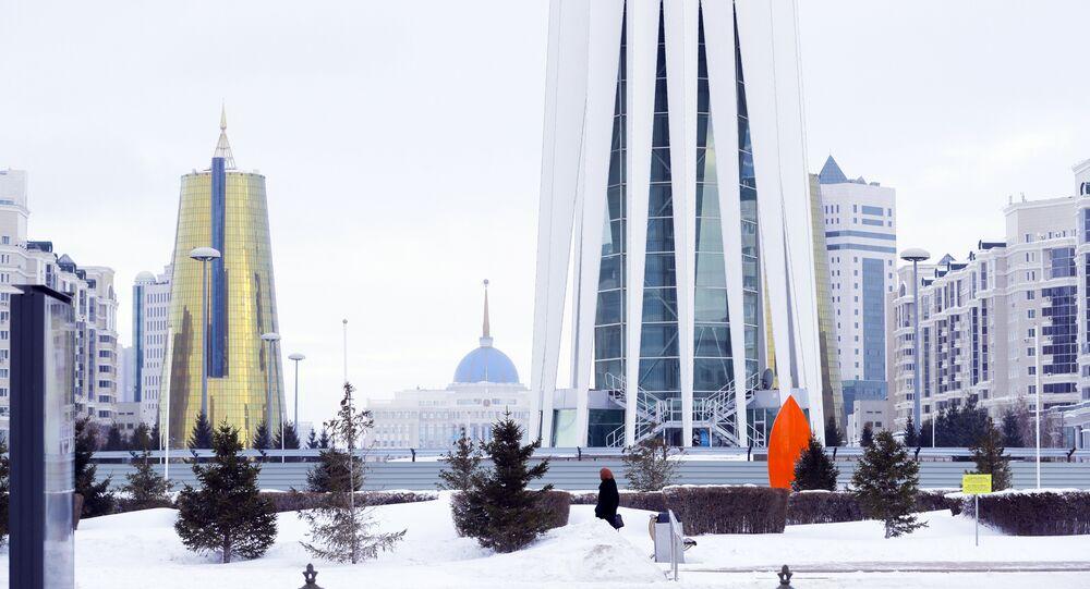 أستانا، كازاخستان
