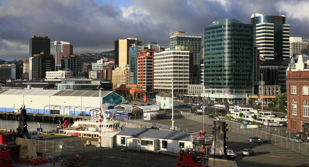 ويلينغتون عاصمة نيوزيلندا