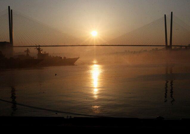 ميناء فلاديفوستوك