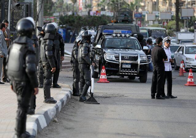 قوات الأمن في مصر