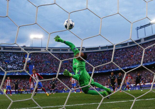 ريال مدريد واتليتكو مدريد في مباراة العودة لقبل النهائي