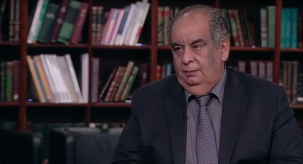 الكاتب والمفكر المصري يوسف زيدان